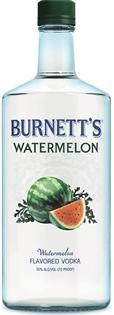 Burnett's Vodka Watermelon 750ml -...